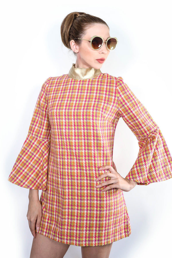 Sweet Jane Bell Sleeved Dress