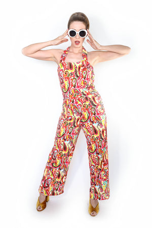 MacArther Park Jump Suit