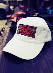 Red Bar Classic Patch Hat
