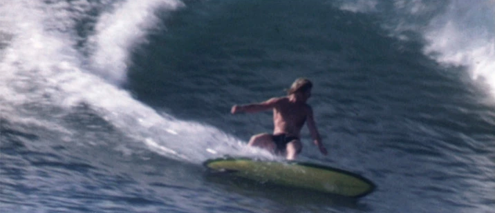 Shortboard Revolution late 1960s