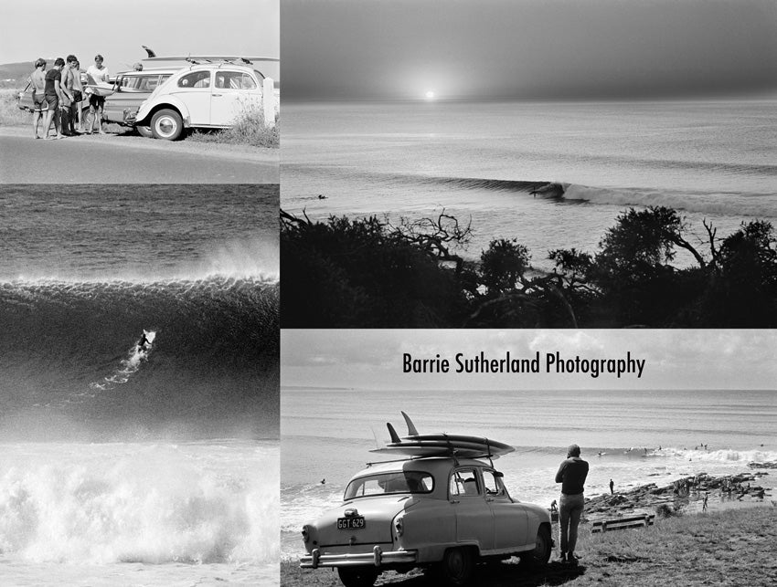 Barrie Sutherland Photography Hodaddy vintage surfing 35mm