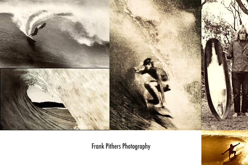 Frank Pithers surfing photography