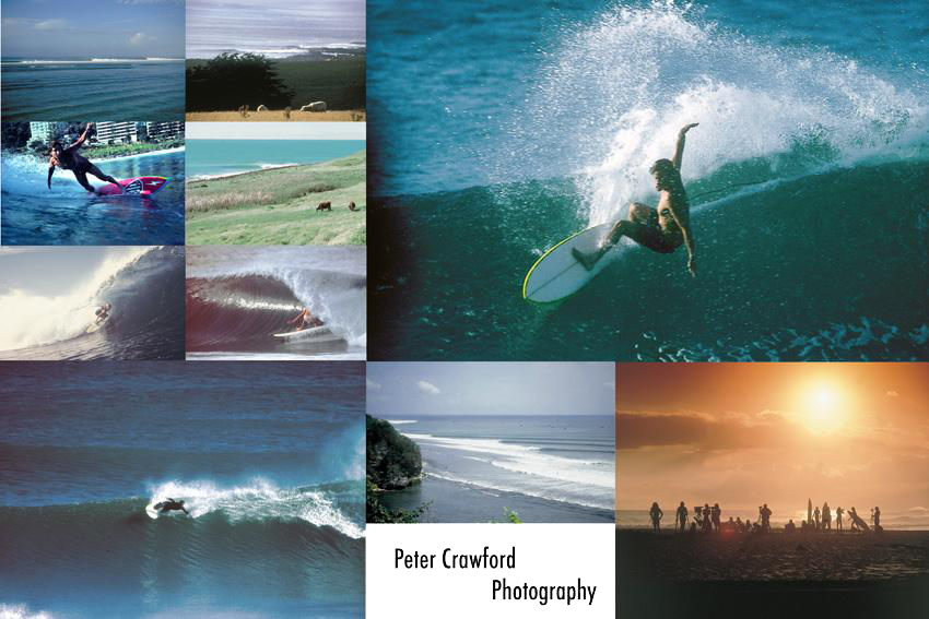 Peter Crawford surfer photography