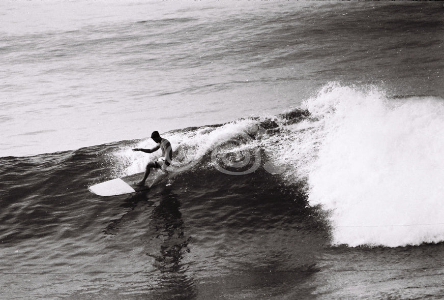 Bobby Brown cutting back at Bells Beach
