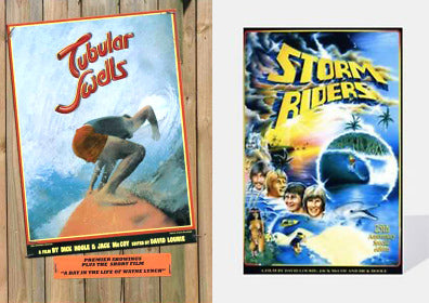 Tubular Swells + Stormriders DVD