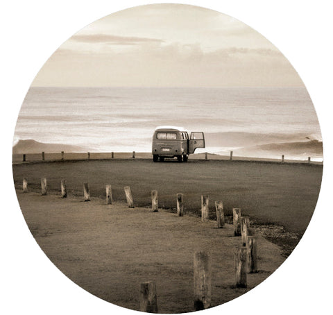 Wall DECAL - 1971 VW Kombi