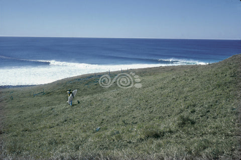 Empty Line ups -  Lennox Head