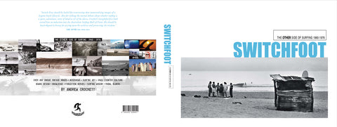 USA customers only - SwitchFoot books