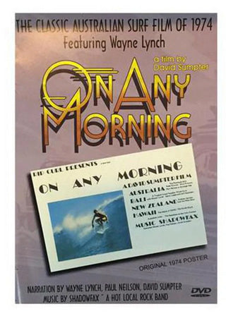 On Any Morning DVD - 1974