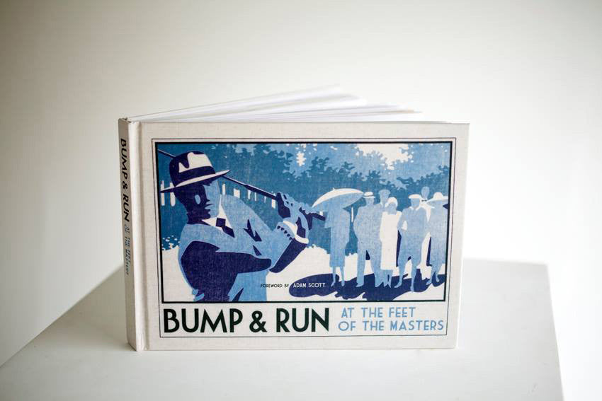 Bump & Run - Golf Book