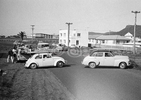 Surf safari convoy 1964