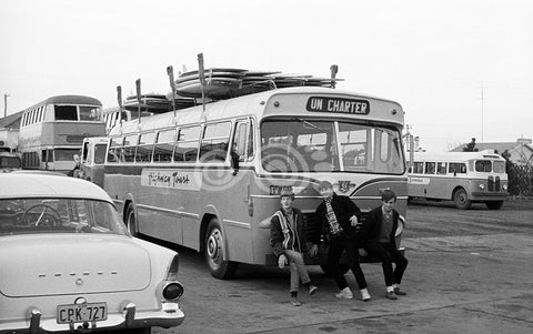 Crescent Head Bus Trip 1965