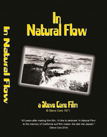 In Natural Flow - Surf Film 1971 - DVD
