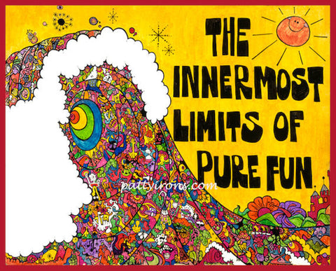 The Inner Most Limits of Pure FUN - DVD