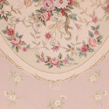 Chambery Rose Aubusson Rug