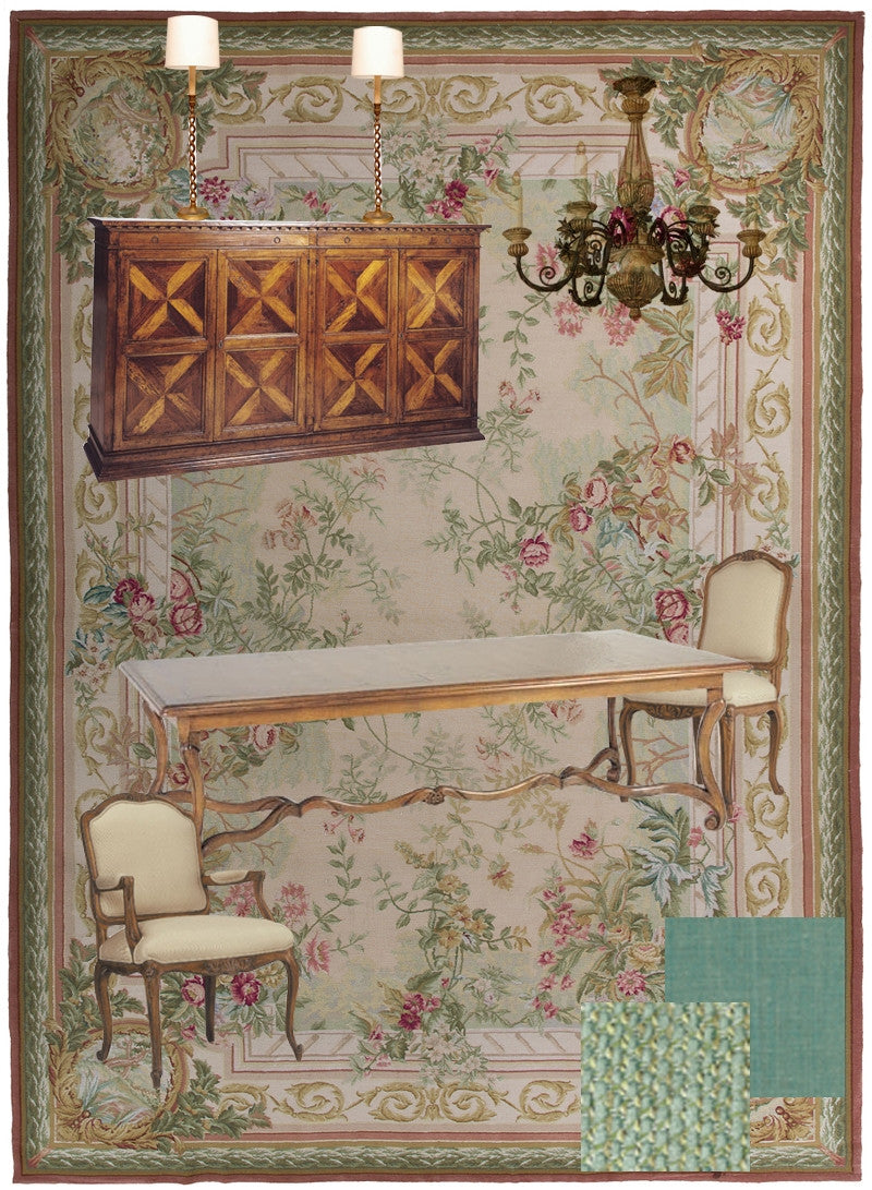 Rosecliff Oriental Rug