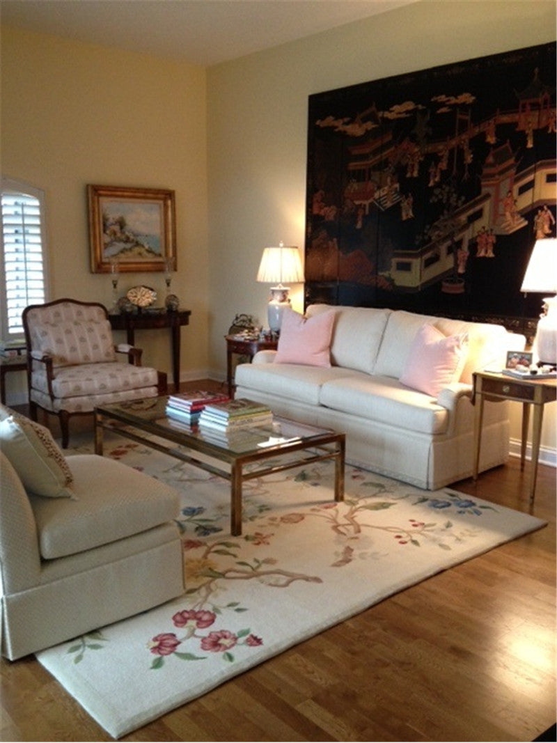Persian Rug In Living Room The Perfect Home Design