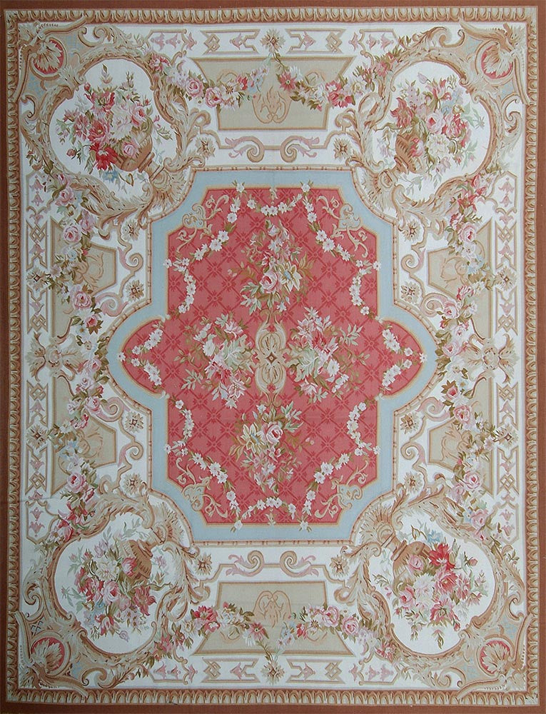 Bourges GR Aubusson Rug