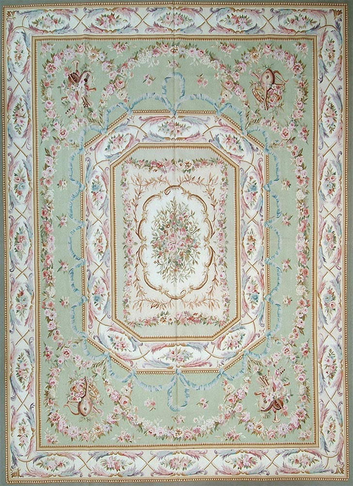 Chartres G Aubusson Rug