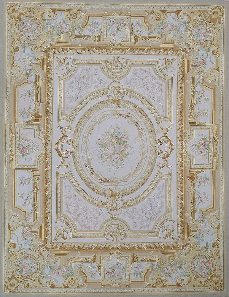 Awesome Chaumont C Aubusson Rug