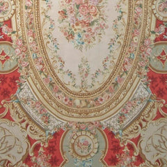 Fontainbleu CR Aubusson Rug