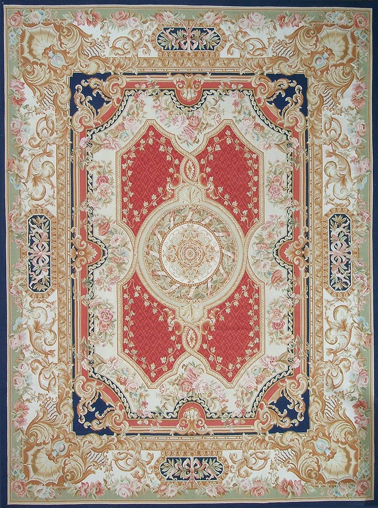 Normandie RN Aubusson Rug