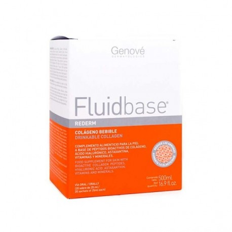 Fluidbase® Rederm Drinkable Collagen