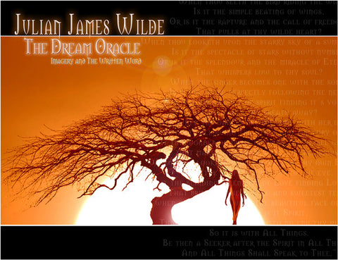 The Dream Oracle - Fine Art Coffee Table Book