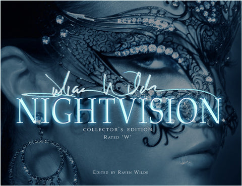 NightVision Fine Art Coffee Table Book by Photographer Julian Wilde
