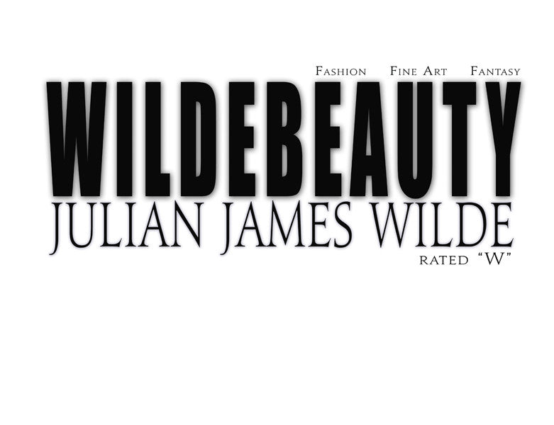 "WildeBeauty Rated ""W"" Fine Art Coffee Table Book"