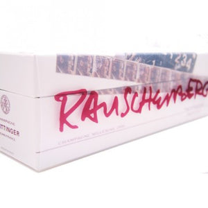 Taittinger Collection by Rauschenberg 2000 - Champagnesabel bestellen - Sabreren