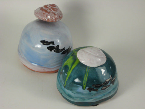 Fish and Shell Music Boxes