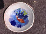 Red Koi Serving Bowls