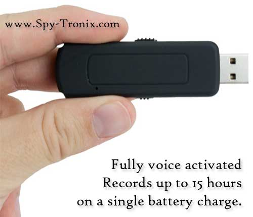 best voice activated recorder - spy - audio - surveillance
