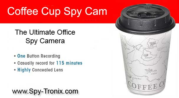 The ultimate office and cubicle spy camera