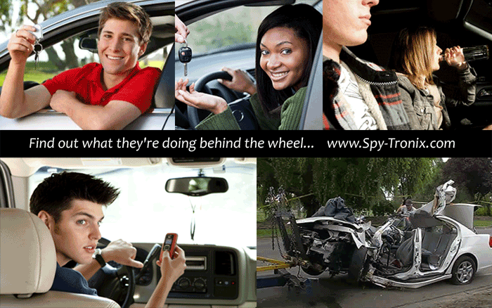 safe teen driving - covert gps tracking devices
