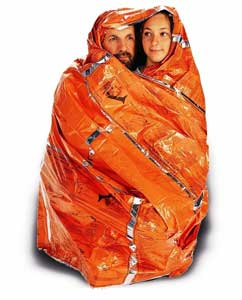 Adventure Medical Kits Heatsheets Survival Blanket, Two Person