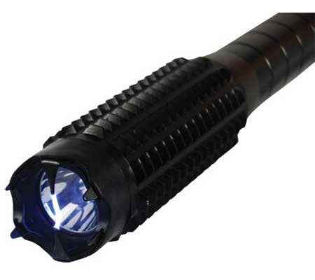 The Badass 20 Million Volt Stun Gun - Baton - Flashlight