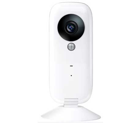 PIR - Wi-Fi Smart Home Audio + Video Monitoring Camera System