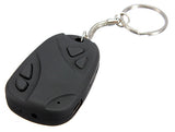 car hidden covert spy keychain dvr