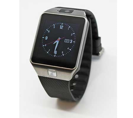 Smartwatch Spy Camera + Voice Recorder - DVR Wristwatch
