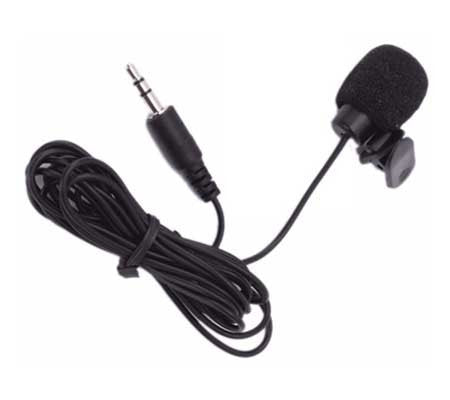 Covert - Lapel Microphone
