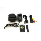 hd spy camera kit - dvr - private investigators - detectives - security - surveillance - bodyworn