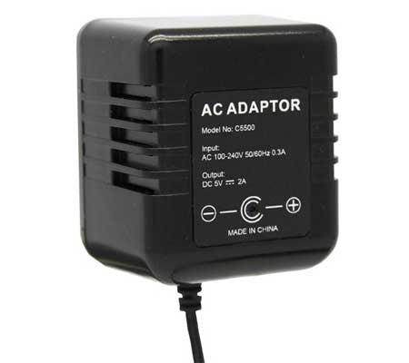 HD Hidden Power Adapter Spy Camera
