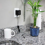 spy power adapter wall charger hidden security camera