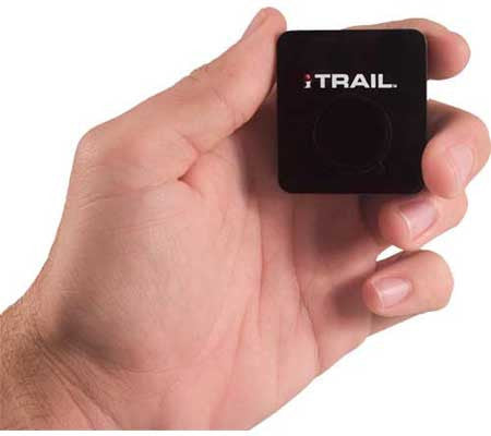 iTrail - Mini GPS Tracking Device with Magnetic Case