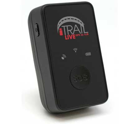 iTrail Live GPS Tracking Device Personal Locator (no case)