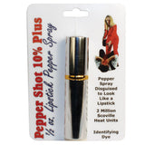 Ladies - 10% Lipstick Pepper Spray
