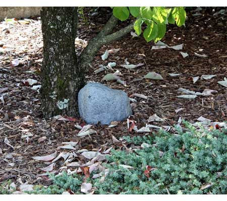 Landscape Rock Hidden Wi-Fi HD Covert Outdoor Camera