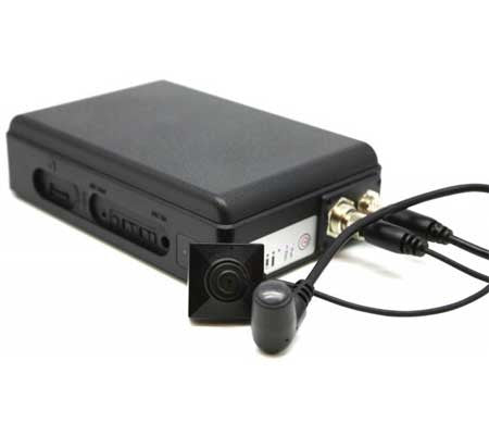 HD Black Box Wi-Fi Camera and DVR